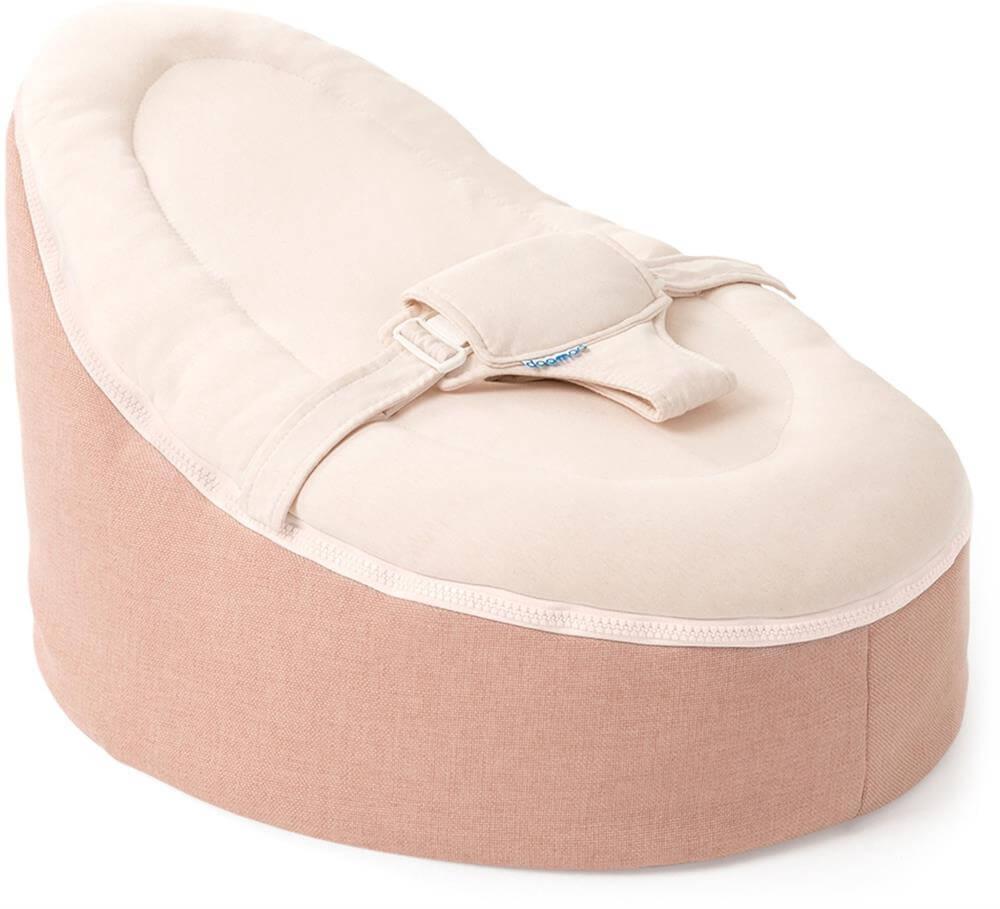 Doomoo seat skråstol rosa