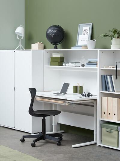 Bedste skrivebordsstole
