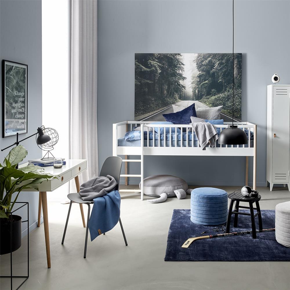 Billige halvhøje senge