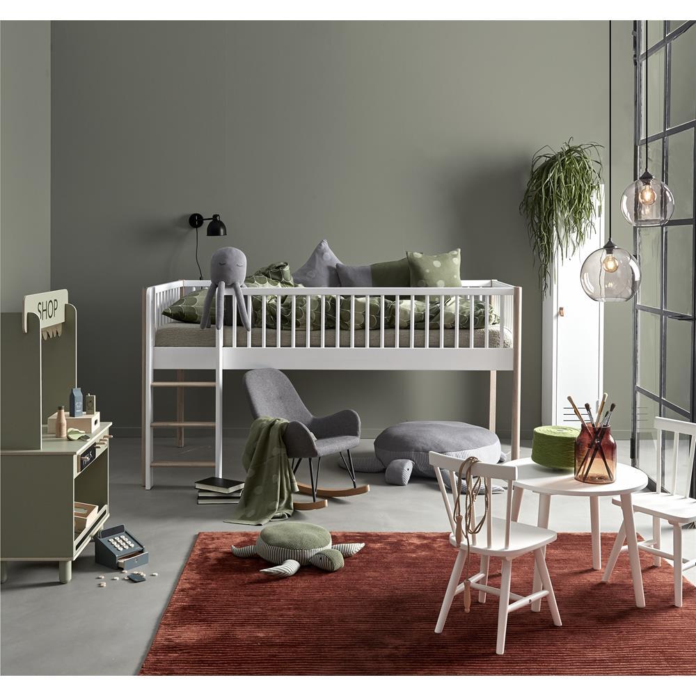 Halvhøje senge til børn alder