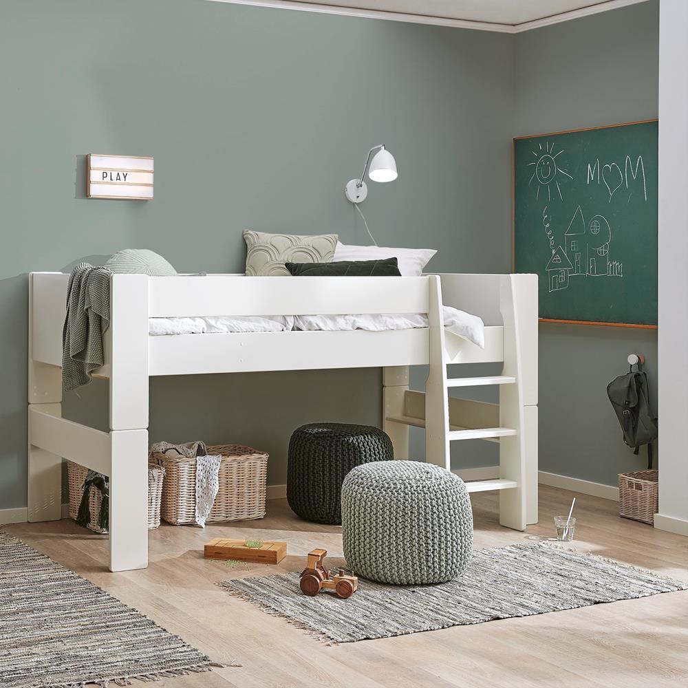 Halvhøje senge på tilbud