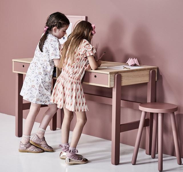 Skriveborde til børn tilbud