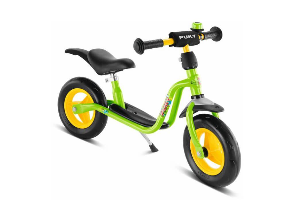 Puky LR M Plus Løbecykel 30 cm Grøn