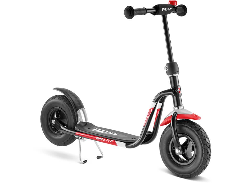 Puky R 03 L Løbehjul til børn fra 3 år Sort