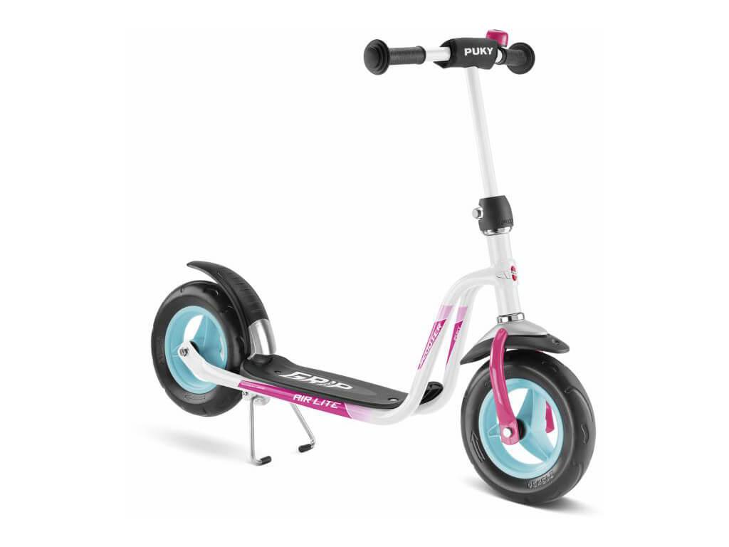 Puky R 03 Løbehjul til børn fra 3 år Hvid/pink