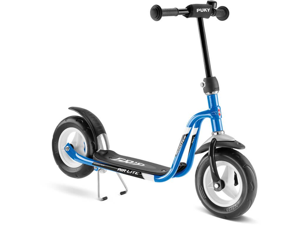 Puky R 03 Løbehjul til børn fra 3 år Blå/sort