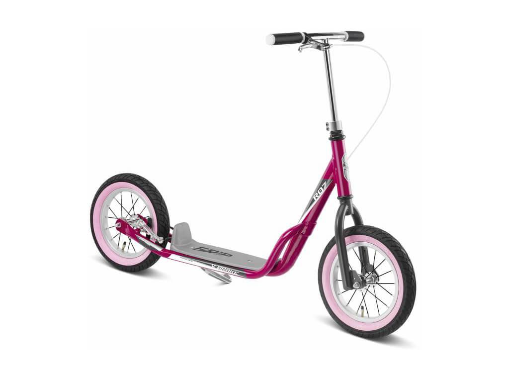 Puky R 07 L Løbehjul til børn fra 110 cm Pink