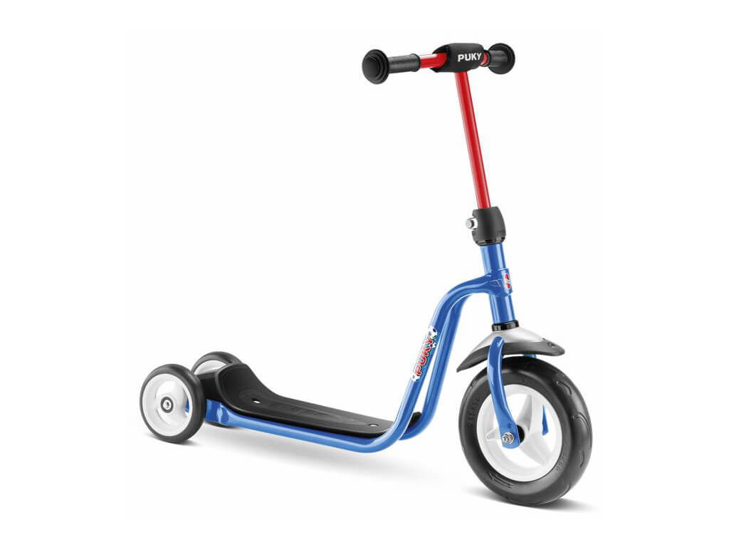Puky R1 Trehjulet løbehjul til børn Ocean Blue