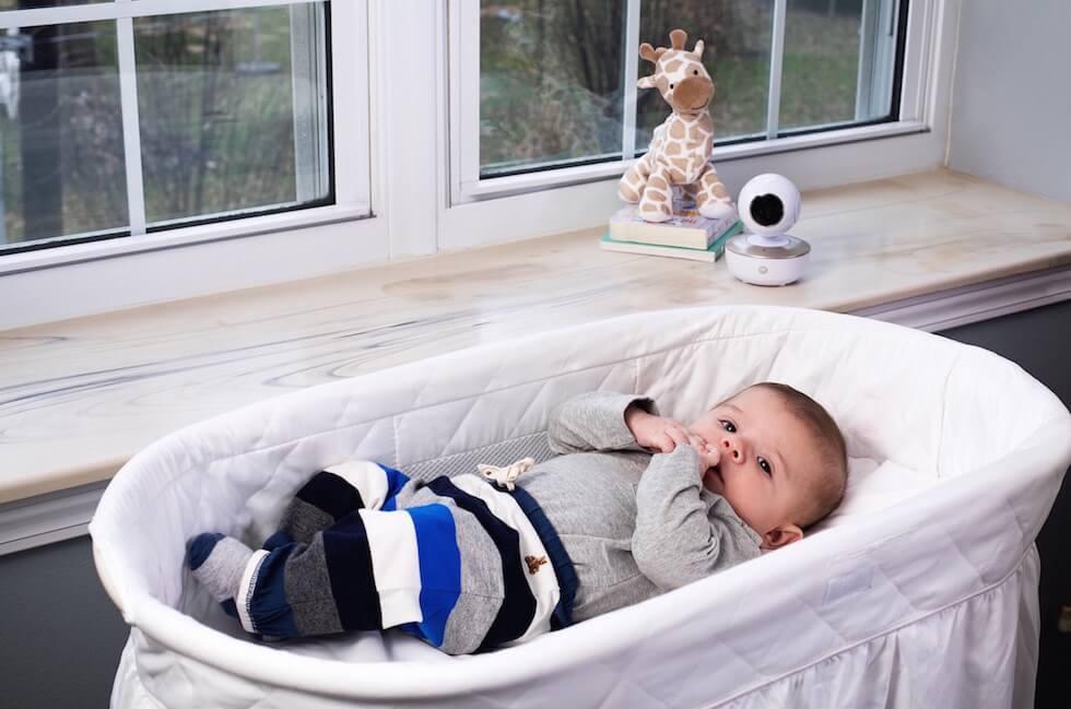 Bedste babyalarmer