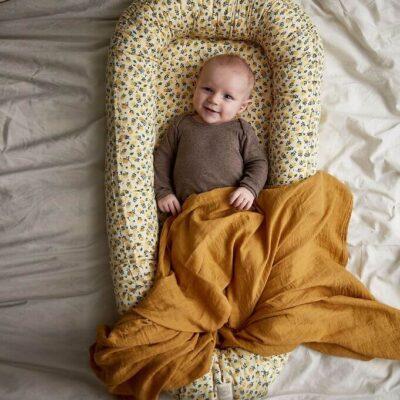 Babynest til børn