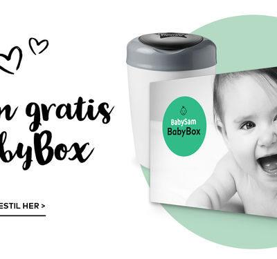 Gratis babypakker: De bedste startpakker i 2020