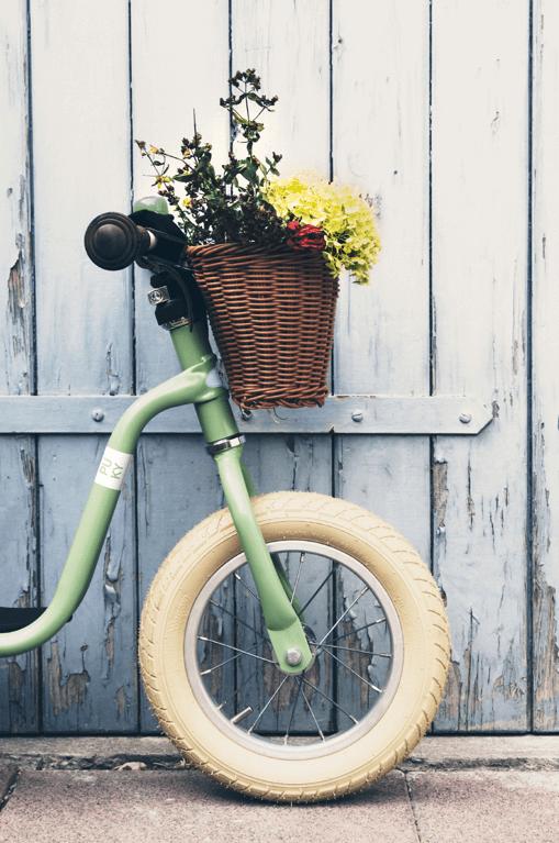 Puky cykel