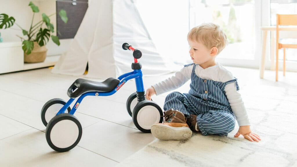 Puky Wutsch løbecykel
