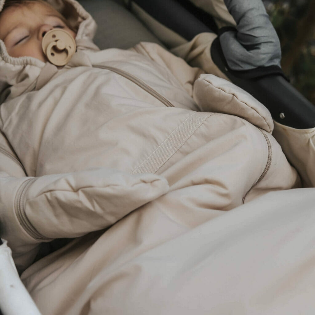 Sovepose til baby
