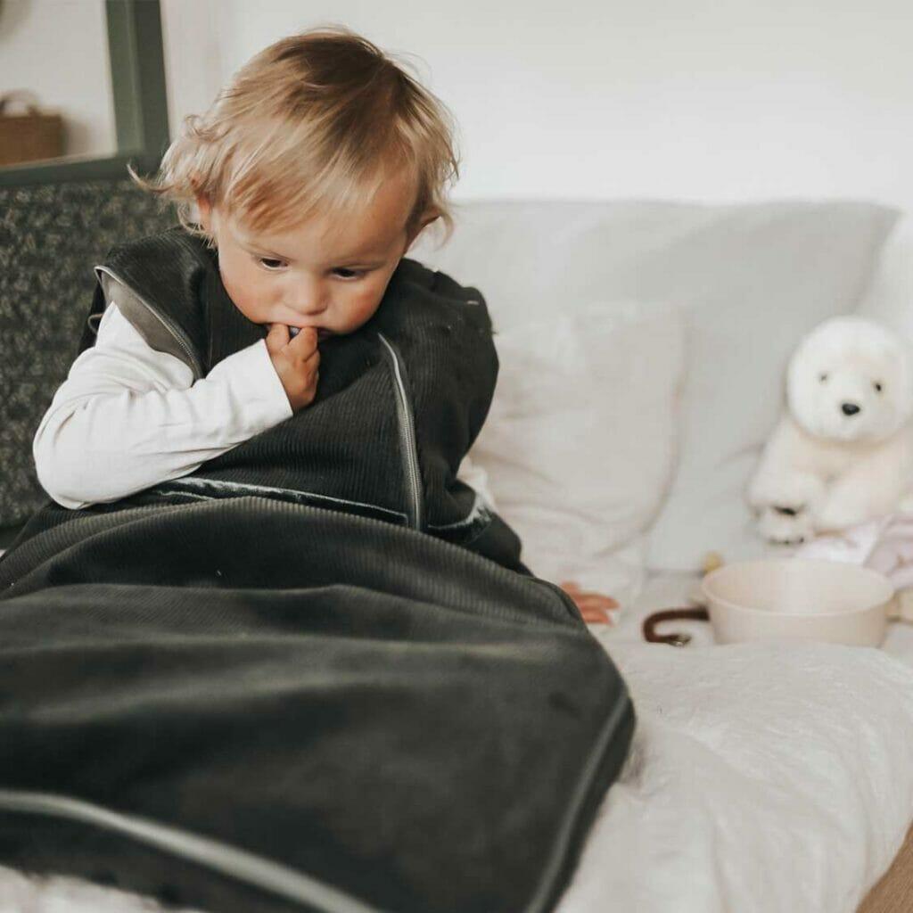 Sovepose til børn