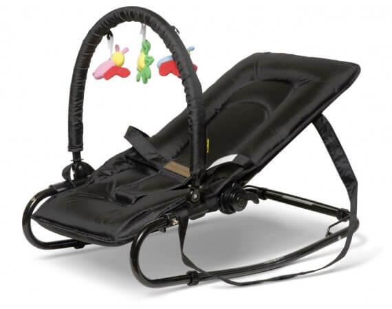 BabyTrold skråstol med legetøj