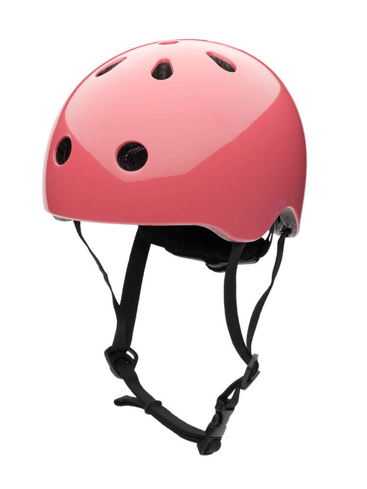 Trybike CoConut Cykelhjelm Vintage rosa