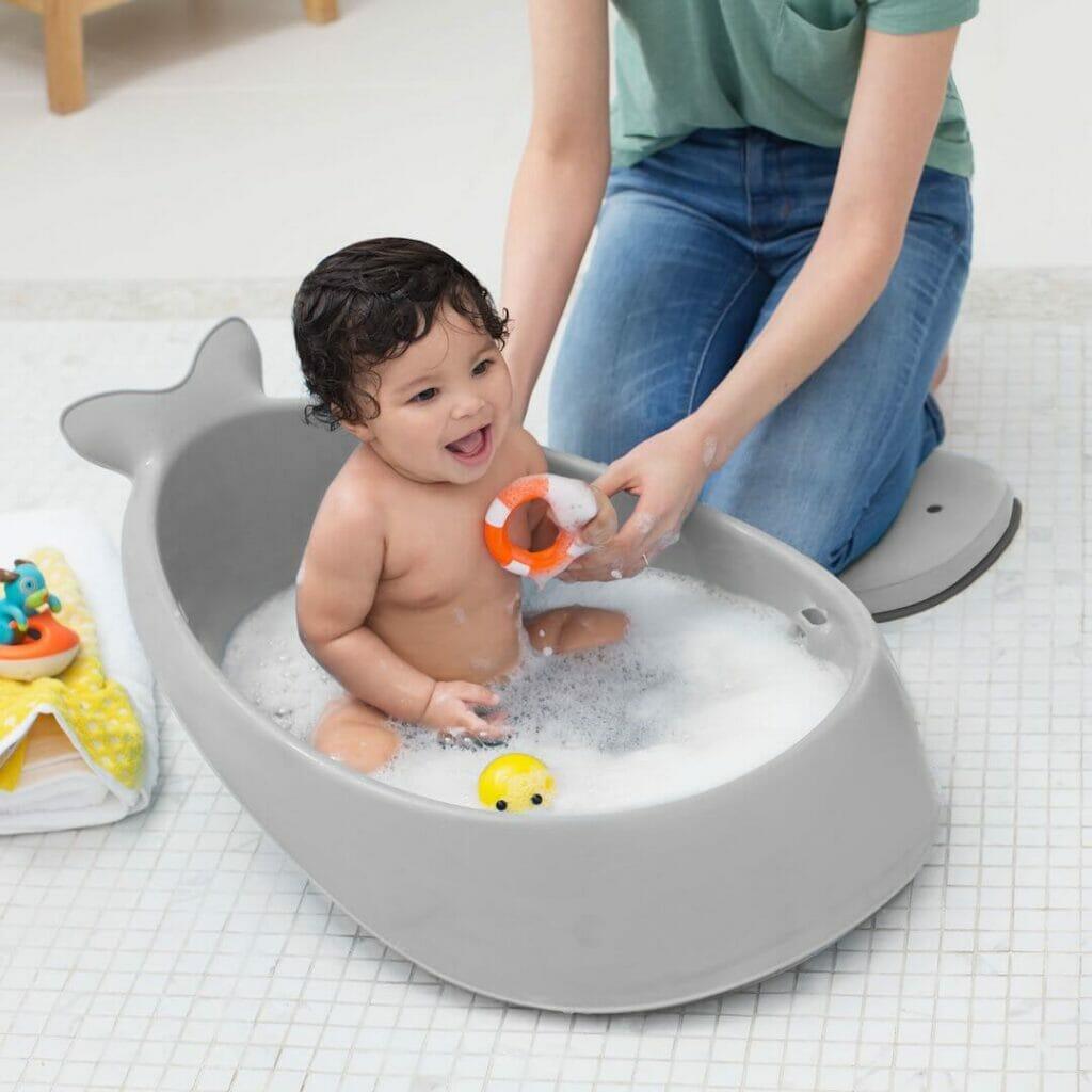 Babybadekar på tilbud