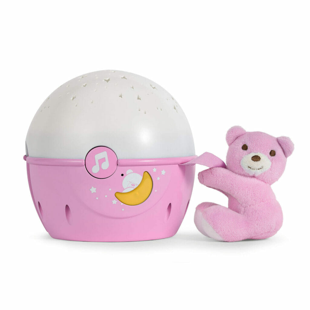 Chicco Next2Stars babyalarm Pink