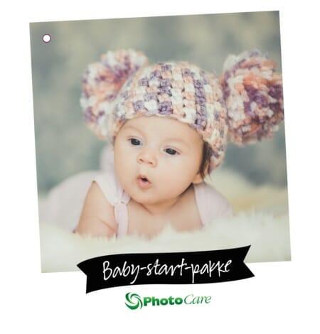 Photocare babystartpakke