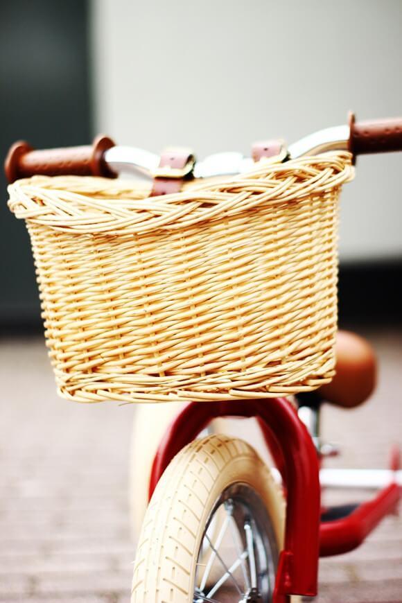 Trybike løbecykel tilbehør