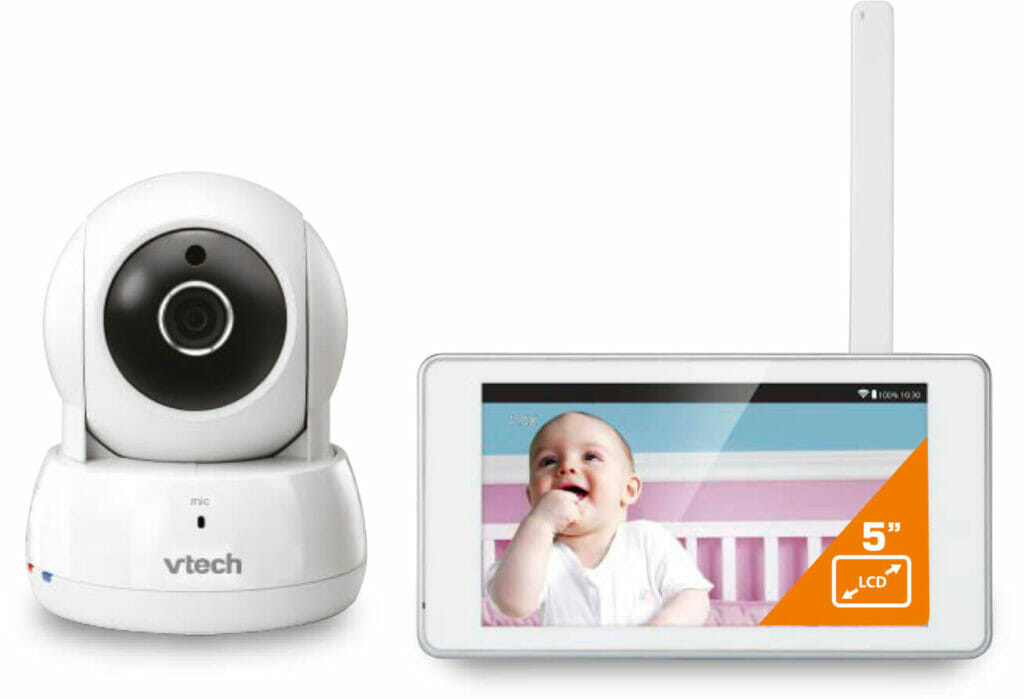 Vtech Video Babyalarm VM9900