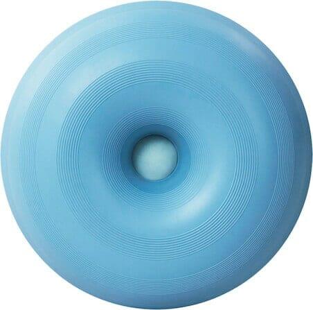 bObles mellem donut blå