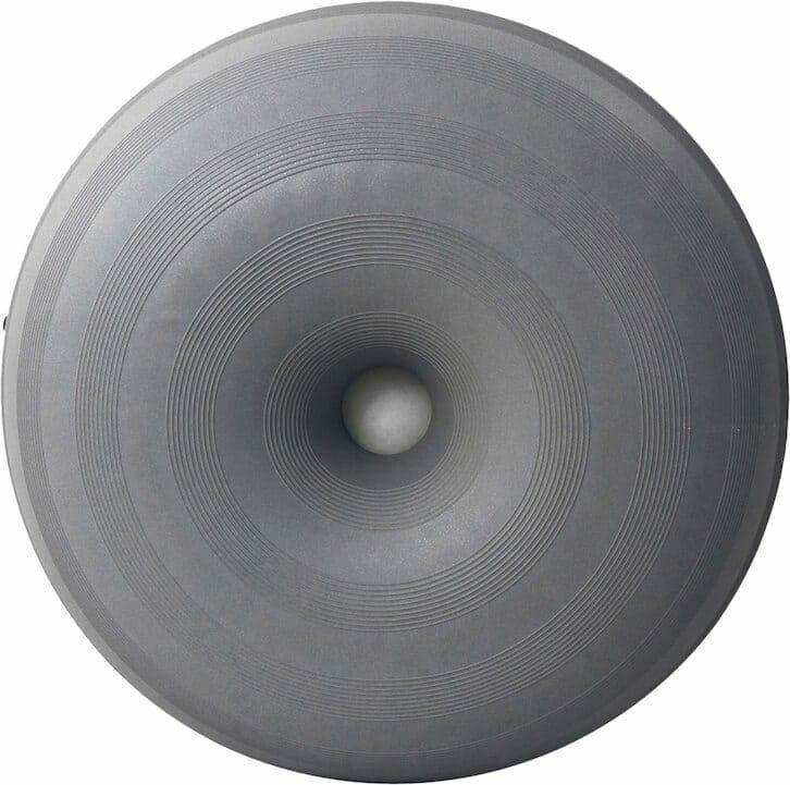 bObles stor donut grå