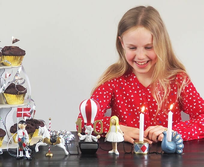 Kids by Friis fødselsdagstog tilbud