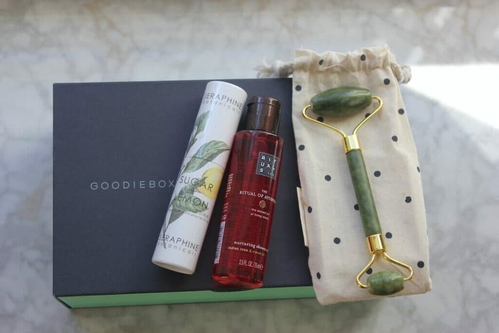 Goodiebox produkter