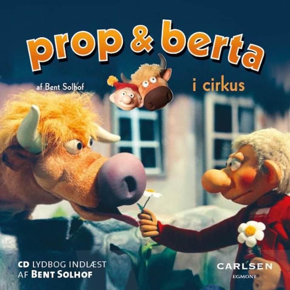 Prop og Berta i cirkus