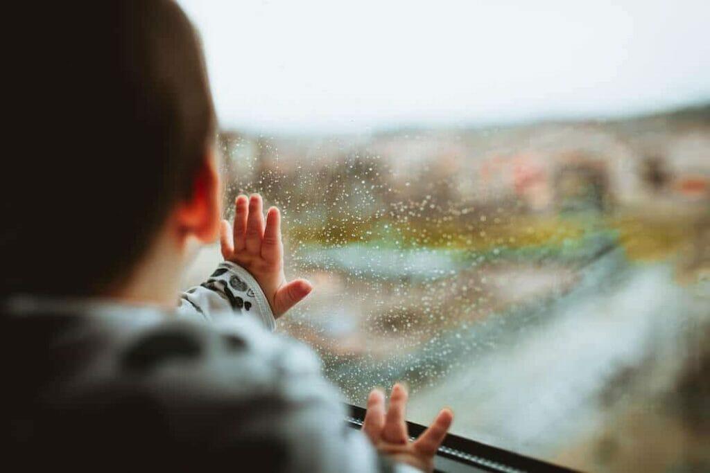 regnvejrsaktiviteter med børn