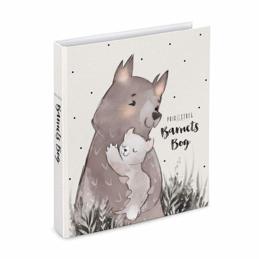 Barnets bog i ringbind