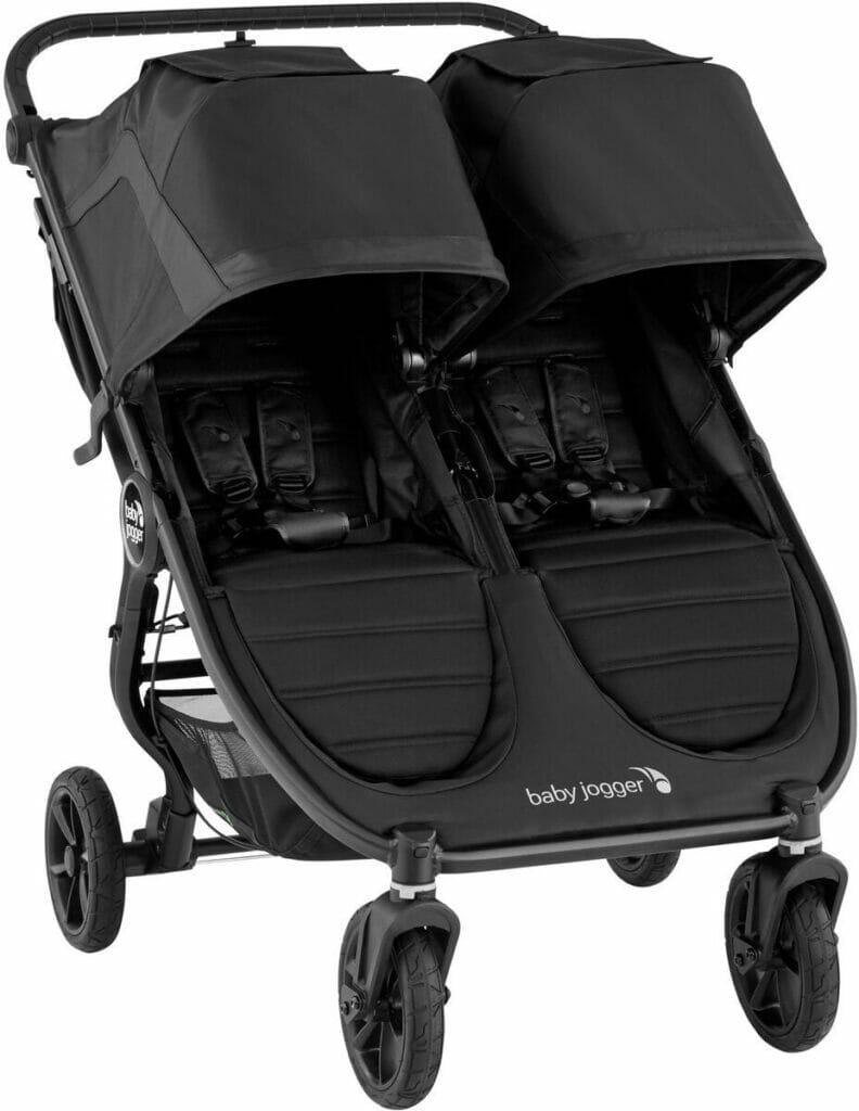 Baby Jogger City Mini GT 2 søskendevogn