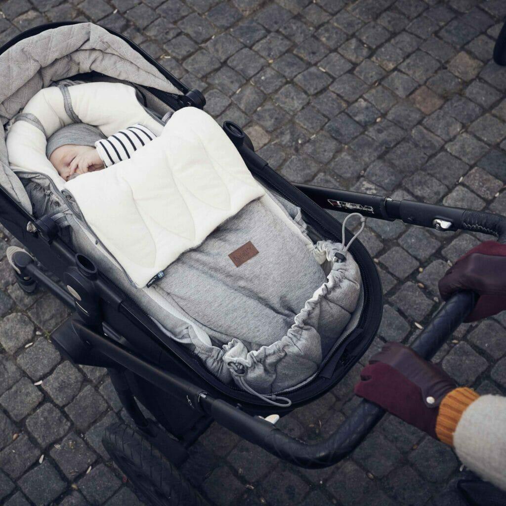Kørepose til barnevogn