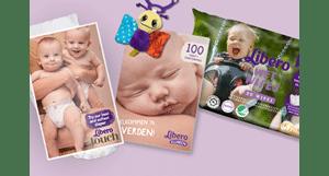 Libero Klubben babypakke