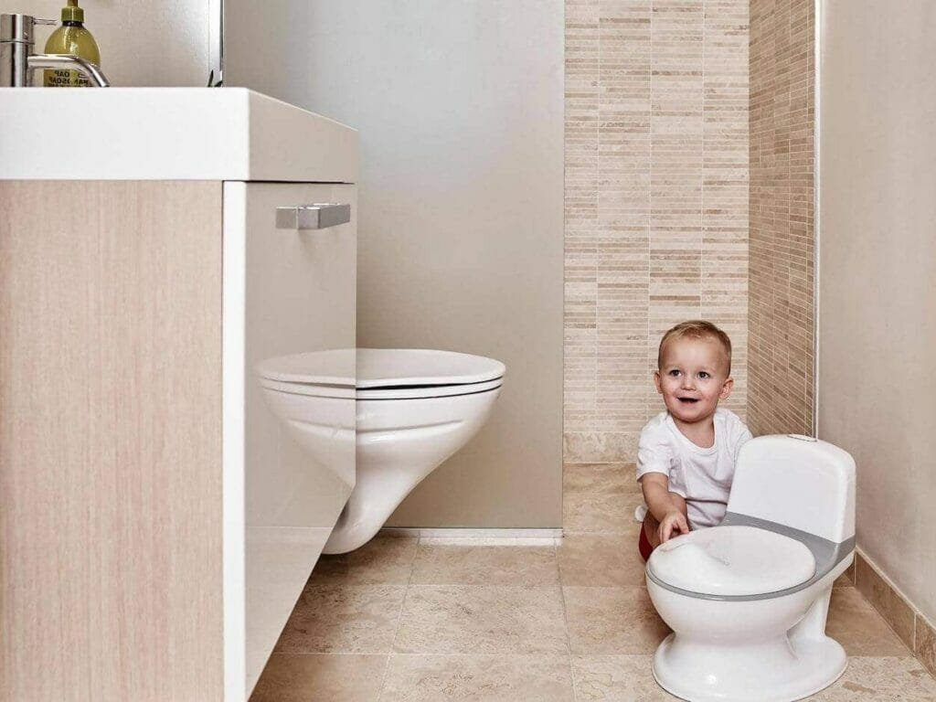 Babydan toiletpotte